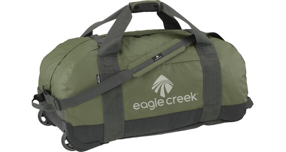 Eagle Creek No Matter What Rolling Duffel L olive